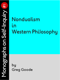 Nondualism in Western Philosophy