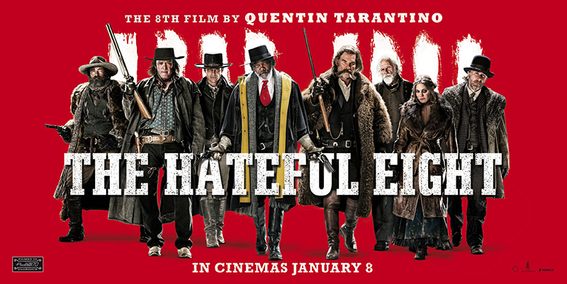 """The Hateful Eight"" (2015)"