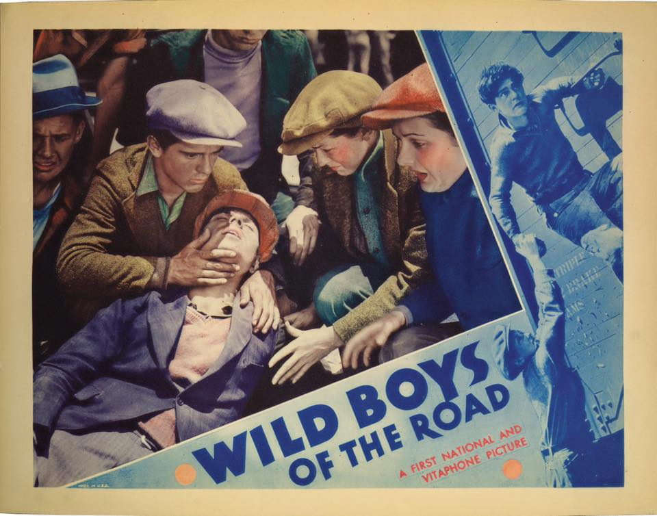 """Wild Boys of the Road"" (1933)"