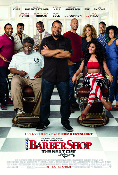 "The ""Barbershop"" Movies (2002-2016)"