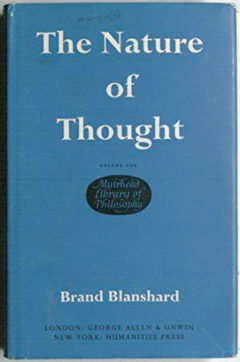 """The Nature of Thought"" (1939)"